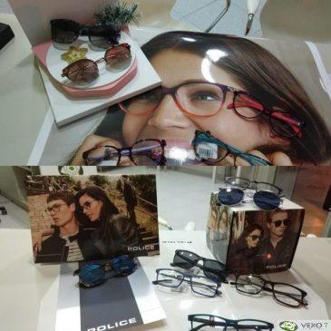 Vente a ver las nuevas gafas de la colección Tous y Police del 2018