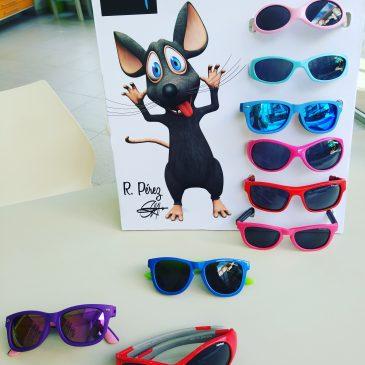 Novedades en gafa de niña/niño