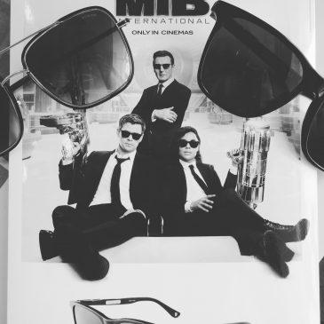Gafas de película